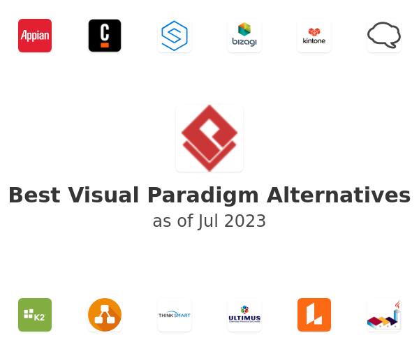 Best Visual Paradigm Alternatives