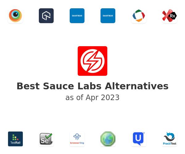 Best Sauce Labs Alternatives