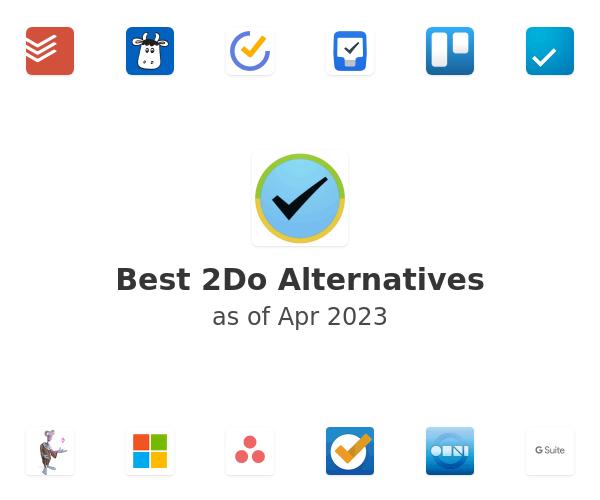 Best 2Do Alternatives
