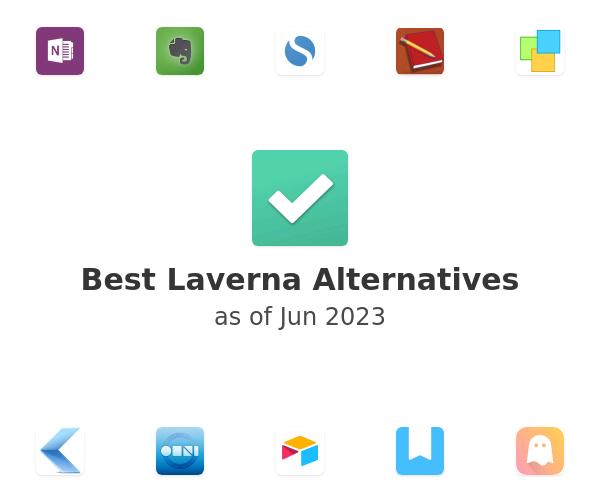 Best Laverna Alternatives