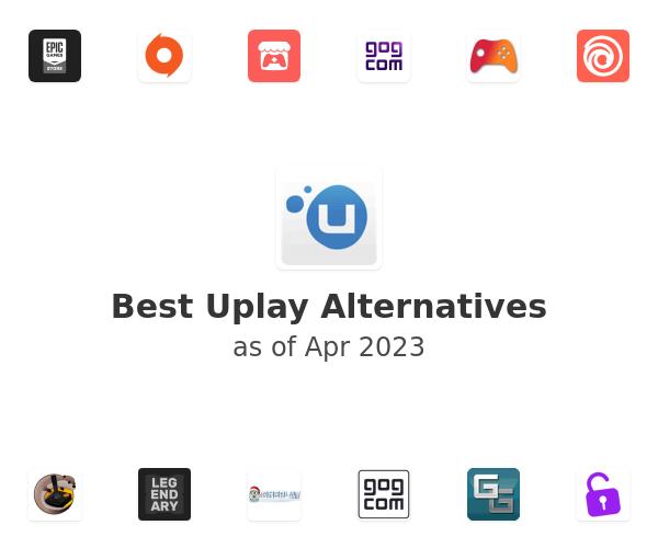 Best Uplay Alternatives