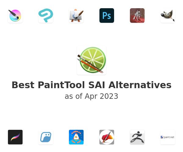 Best PaintTool SAI Alternatives
