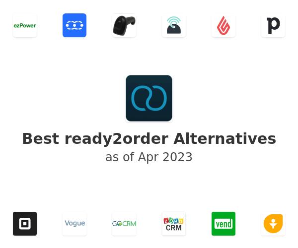 Best ready2order Alternatives