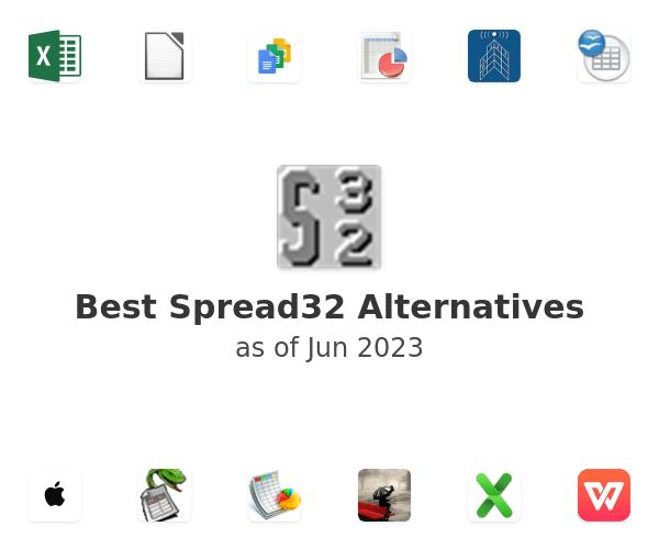 Best Spread32 Alternatives