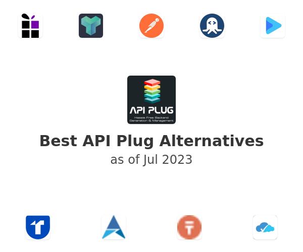 Best API Plug Alternatives