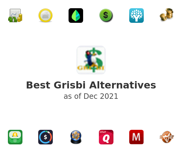 Best Grisbi Alternatives