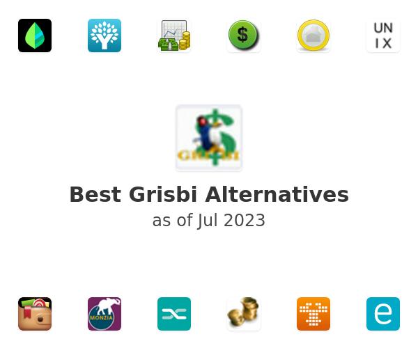 Best Grisbi Alternatives