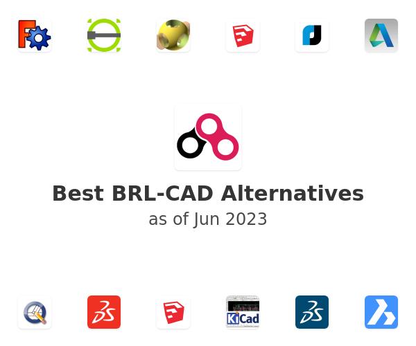 Best BRL-CAD Alternatives