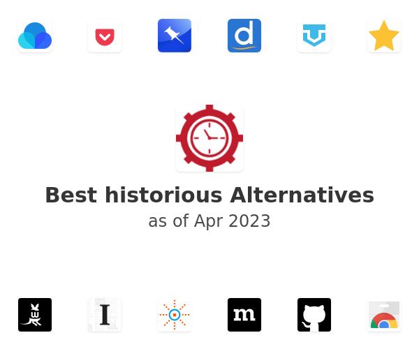Best historious Alternatives