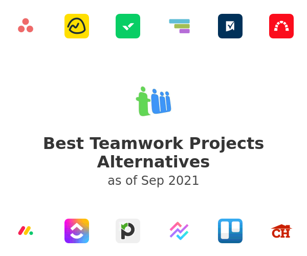 Best Teamwork Projects Alternatives