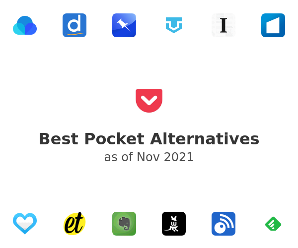 Best Pocket Alternatives