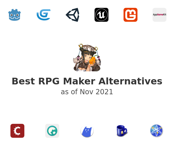 Best RPG Maker Alternatives
