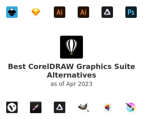 Best CorelDRAW Graphics Suite Alternatives