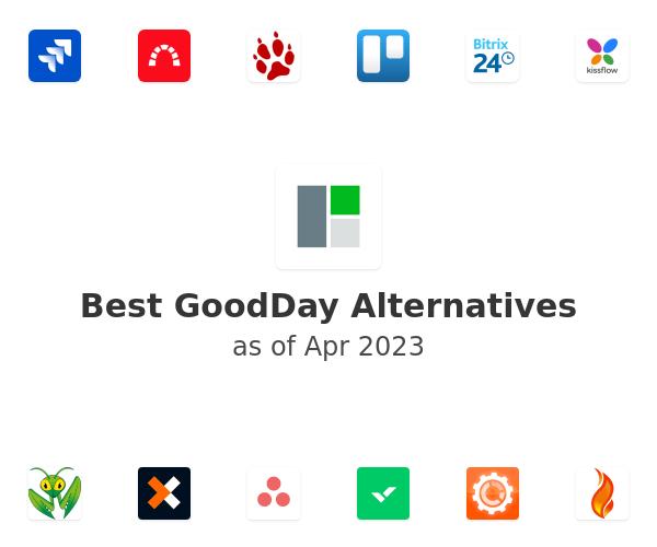 Best GoodDay Alternatives