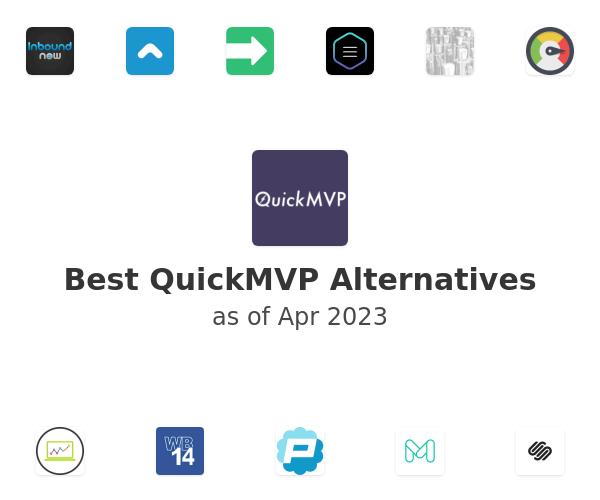 Best QuickMVP Alternatives