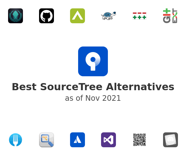 Best SourceTree Alternatives