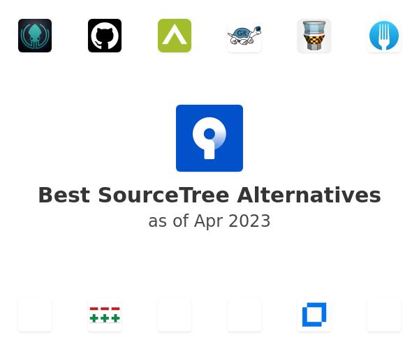 Best SourceTree Alternatives