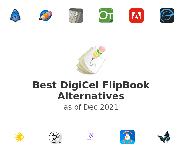 Best DigiCel FlipBook Alternatives
