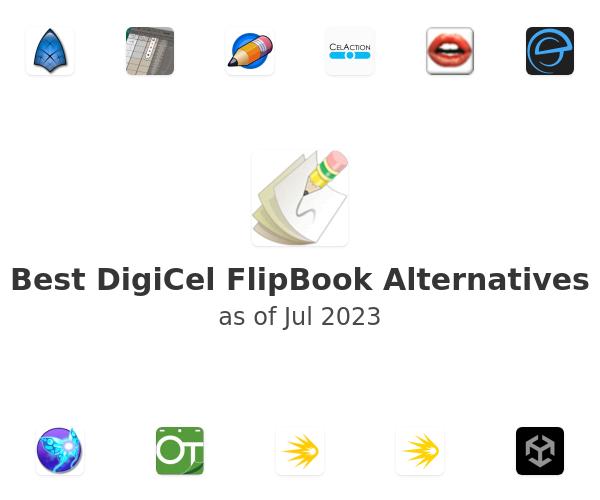 Best DigiCel FlipBook Alternatives