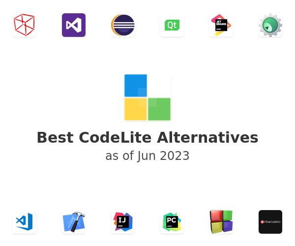 Best CodeLite Alternatives