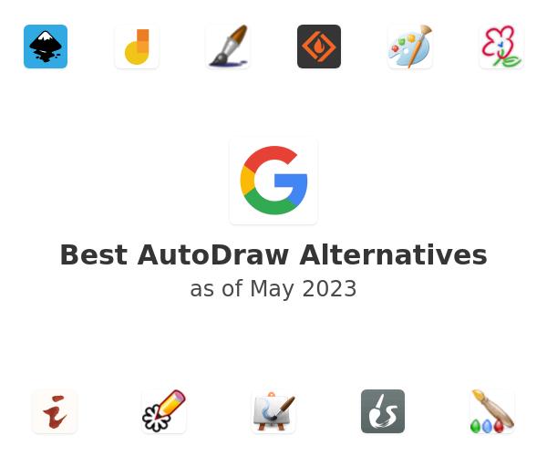 Best AutoDraw Alternatives