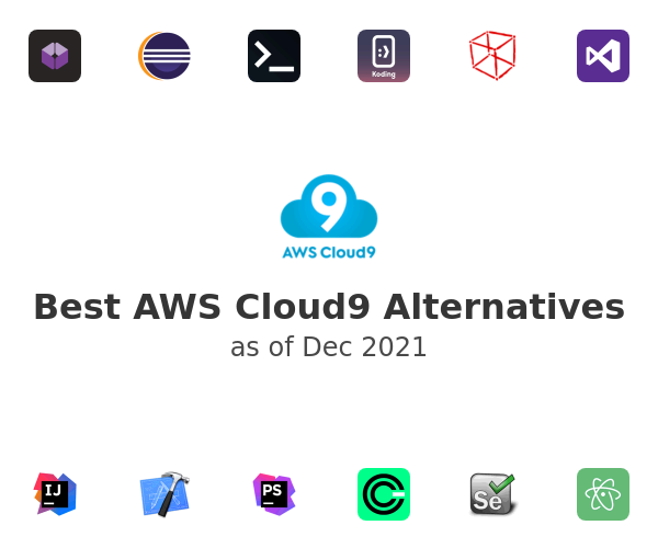 Best AWS Cloud9 Alternatives