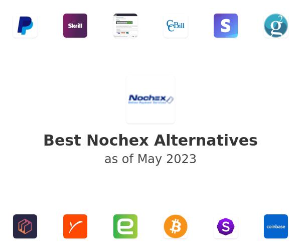 Best Nochex Alternatives