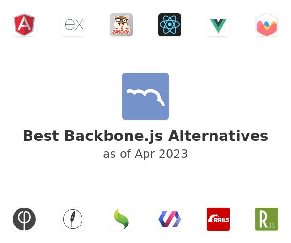 Best Backbone.js Alternatives