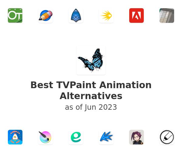 Best TVPaint Animation Alternatives