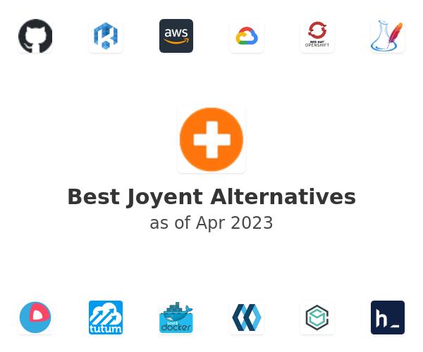 Best Joyent Alternatives