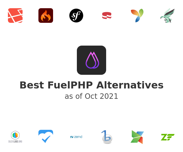 Best FuelPHP Alternatives