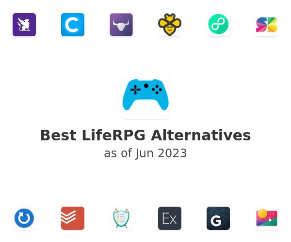 Best LifeRPG Alternatives