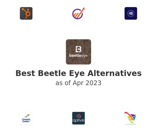 Best Beetle Eye Alternatives