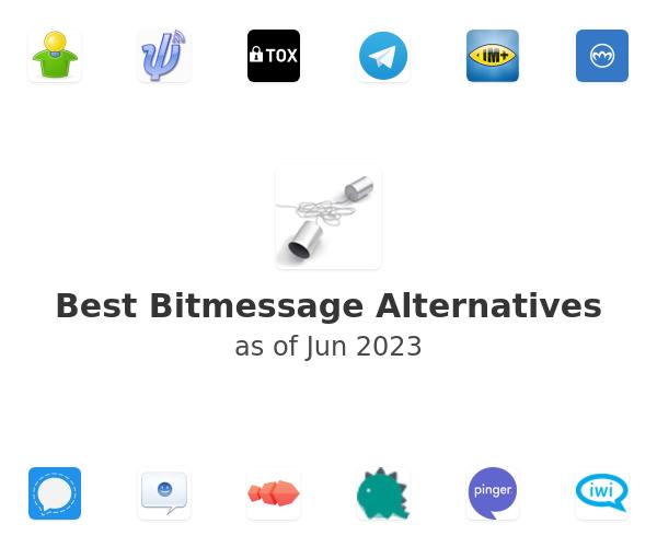 Best Bitmessage Alternatives