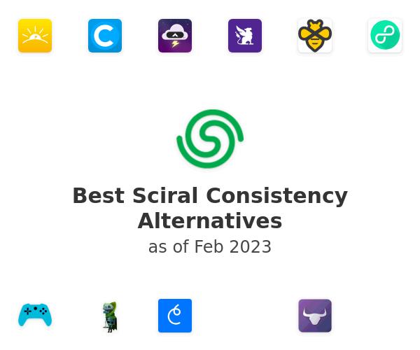 Best Sciral Consistency Alternatives