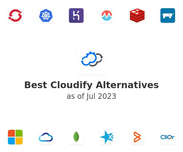 Best Cloudify Alternatives