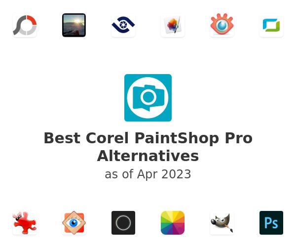 Best Corel PaintShop Pro Alternatives