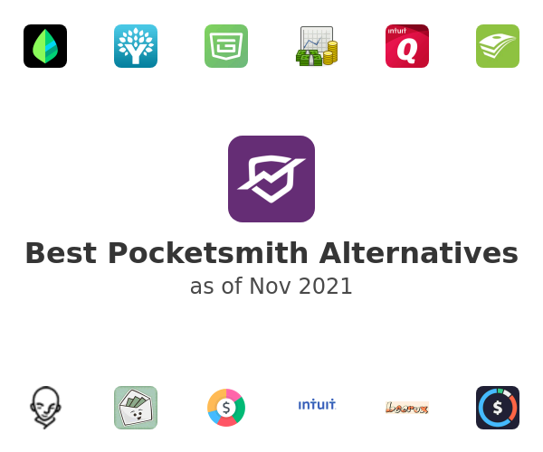 Best Pocketsmith Alternatives