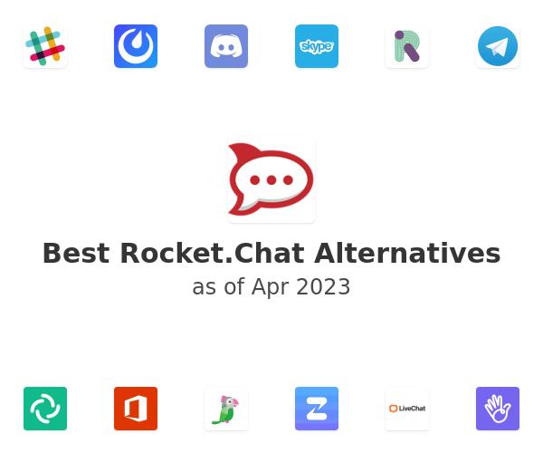 Best Rocket.Chat Alternatives