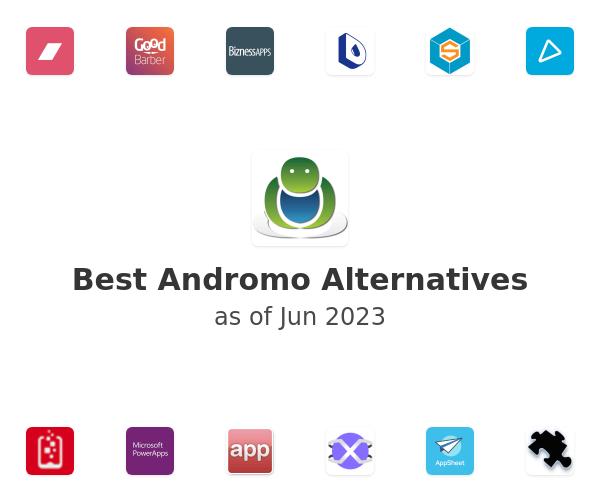 Best Andromo Alternatives