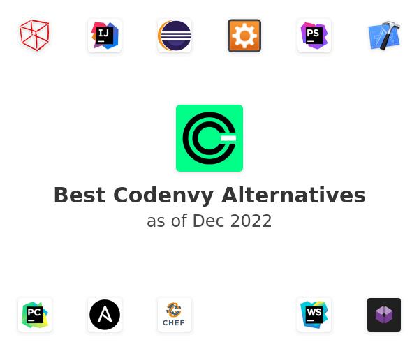 Best Codenvy Alternatives