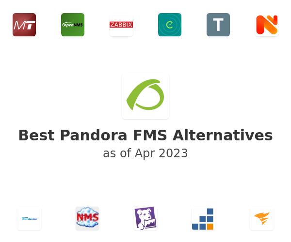 Best Pandora FMS Alternatives