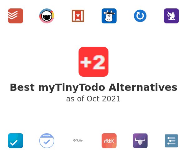 Best myTinyTodo Alternatives
