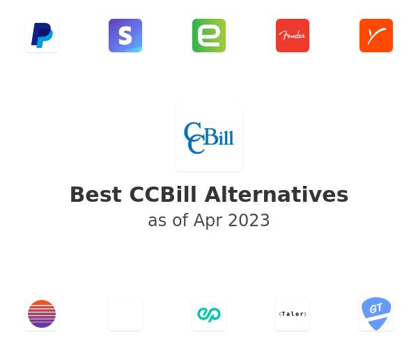 Best CCBill Alternatives