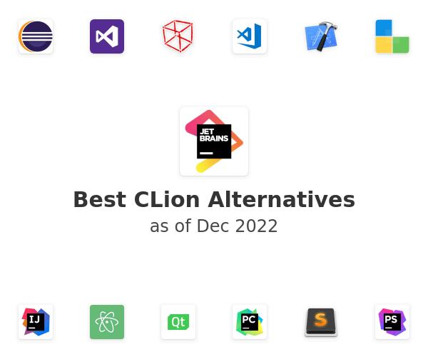 Best CLion Alternatives