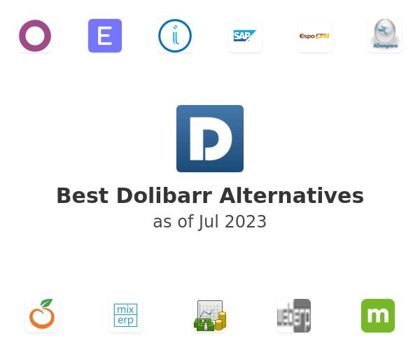 Best Dolibarr Alternatives