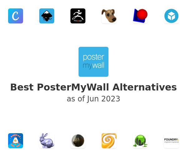 Best PosterMyWall Alternatives