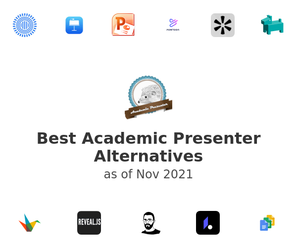 Best Academic Presenter Alternatives