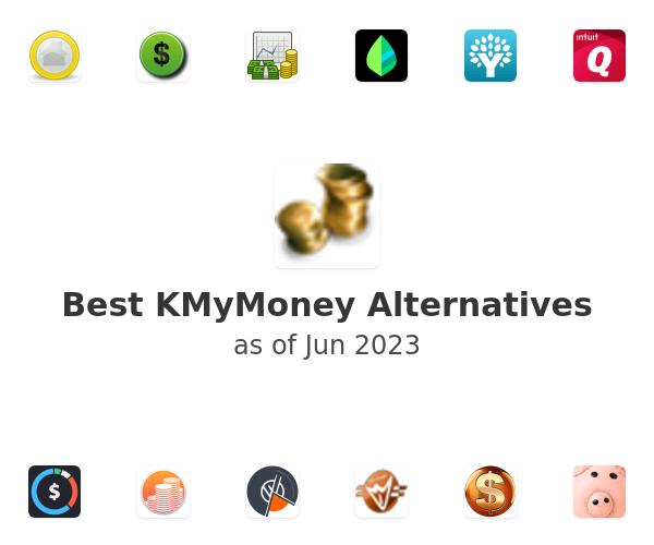 Best KMyMoney Alternatives