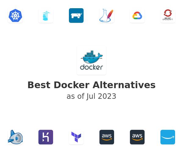 Best Docker Alternatives